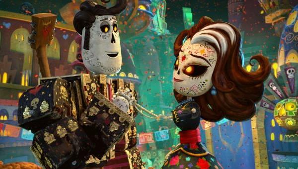 O colorido da cultura mexicana chama a atenção no desenho  ( Fox Filmes/Divulgação)