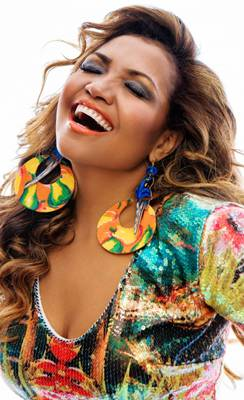 Cantora Gaby Amarantos será uma das atrações do especial Cantoras do Brasil (Victoria Haus/CB/Divulgação/D.A Press)