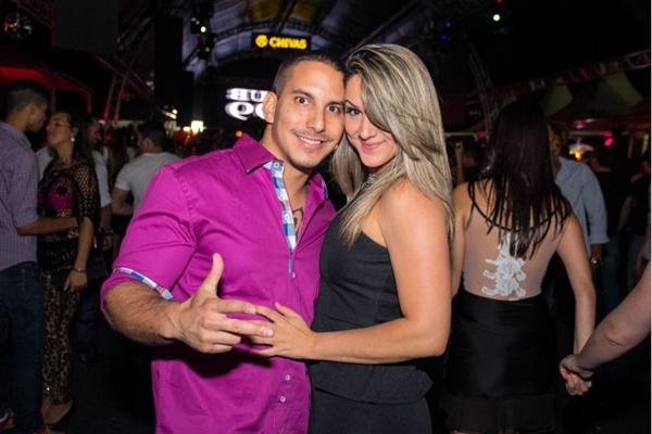 Luiz Carlos Rodrigues e Lilian Albuquerque (Rômulo Juracy/Esp. CB/D.A Press)