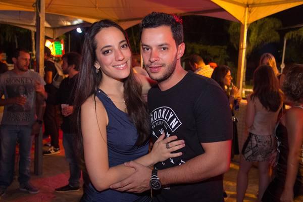 Juliana Carvalho e  Felipe Araújo (Rômulo Juracy/Esp. CB/D.A Pres )
