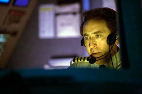Piloto Rayford é um dos sobreviventes de desaparecimento repentino de milhares de pessoas da Terra (Imagem Filmes/Divulgação)