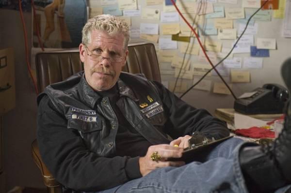 Clay Morrow é um dos vilões mais agressivos de Sons of anarchy  (Netflix/Divulgação)