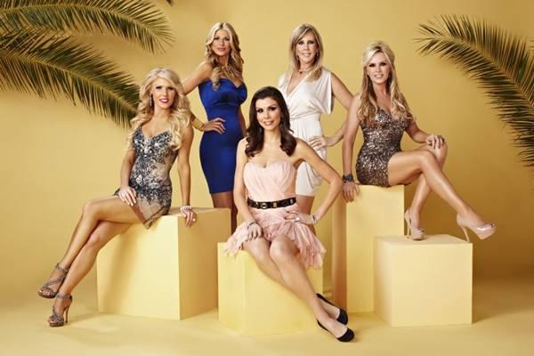 Em The real housewives o foco está em donas de casa de Orange Country  (Fox Live/Divulgação)