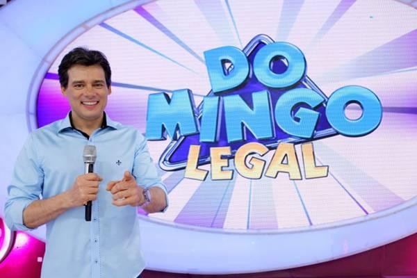 Celso Portiolli comanda Construindo um sonho, no Domingo legal  ( Lourival Ribeiro/SBT)