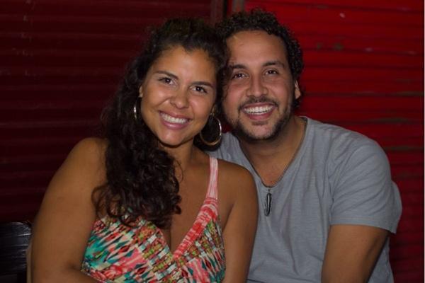 Tainá Baldez e Kamái Freire (Rômulo Juracy/Esp. CB/D.A Press)