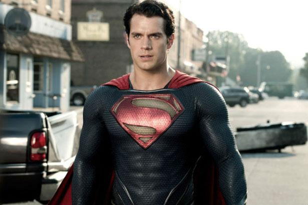 Henry Cavill como Superman em 'O Homem de Aço' (2013) (Divulgação)