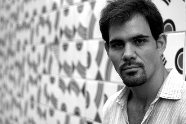 Ator dará vazão a sua porção poeta no evento do CCBB (Ana Volpe/Divulgação)