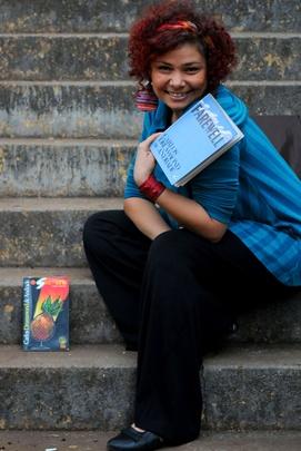 Marina Mara: ' importante é deixar poesia no meio do caminho' (Janine Moraes/CB/D.A Press)