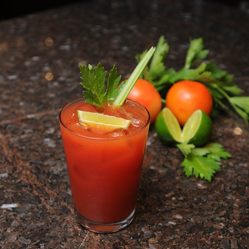 Drink Bloody Mary (Carlos Moura/CB/D.A Press)