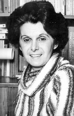 Escritora Janete Clair, Janete Emmer Dias Gomes (Arquivo EM/D.A Press)