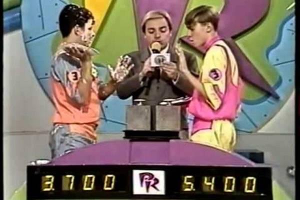 Gugu Liberato foi um dos mais emblemáticos apresentadores do programa  (SBT/Reprodução)