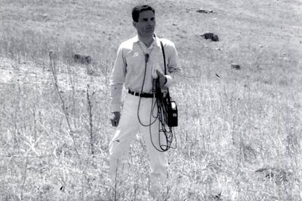 Cena do filme O Evangelho Segundo São Mateus, de Pasolini (Fondazione Archivio Pasolini/Divulgação)