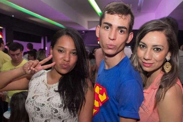 Selmara Lima, Lucas Bezerra e Kerley Gadelha (Romulo Juracy/Esp. CB/D.A Press)