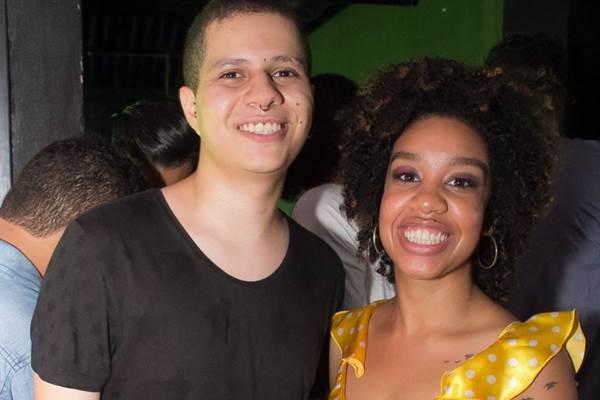 Yuri Igor e Amanda Vieira (Romulo Juracy/Esp. CB/D.A Press)