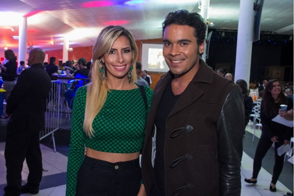 Carol Macedo e Paulo Fernando (Romulo Juracy/Esp. CB/D.A Press)