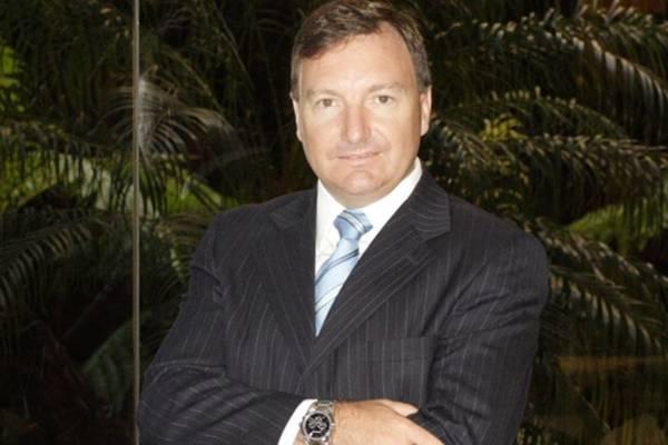 Rogério Tonatto, presidente do Brasília e Região Convention & Visitors Bureau (Arquivo Pessoal/Divulgação)