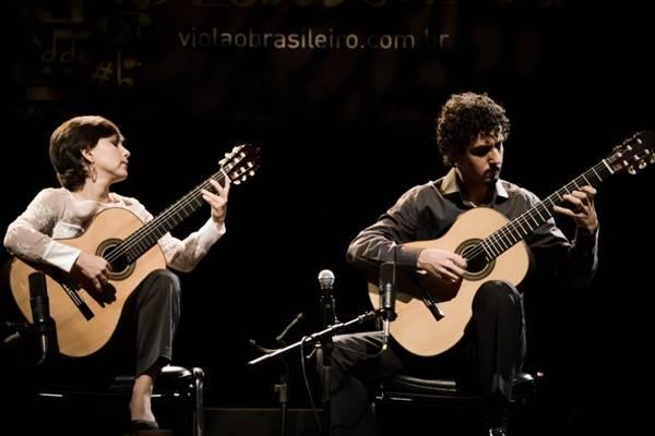 Duo Siqueira Lima ( Elisa Gaiovota/Divulgação)