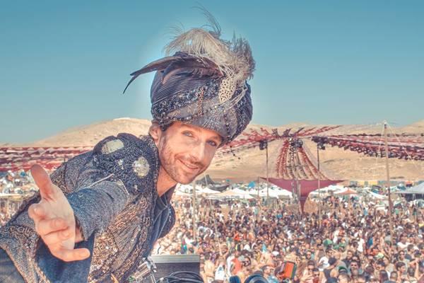 DJ Avalon é uma das atrações da festa (Reprodução/Facebook@Avalon)