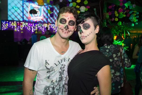 Daniel Portela e Amanda Simões (Romulo Juracy/Esp. CB/D.A Press)