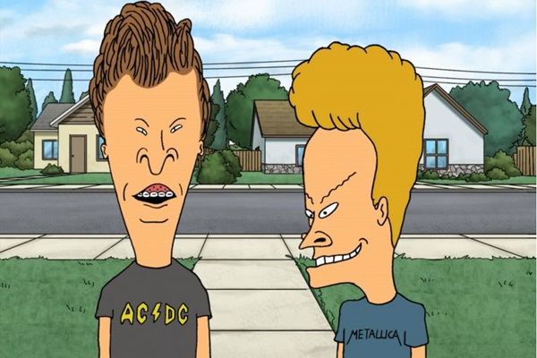 Beavis and butt head clips