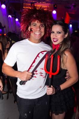 Edson Barreto e Juliana Barreto (Romulo Juracy/Esp. CB/D.A Press)
