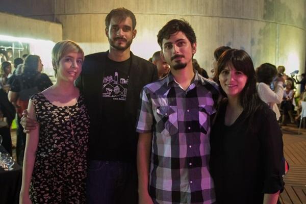 Mariana Vassalo, Daniel Spot, Gustavo Bill e Carol Mullets (Romulo Juracy/Esp. CB/D.A Press)