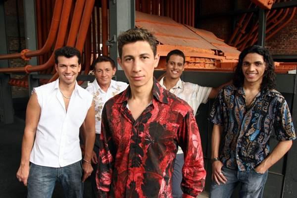 Banda Rastapé  ( Pedro Tavula/Divulgação)
