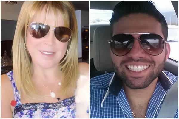 A diferença de idade do casal é de é 25 anos  (Reprodução/Instagram)