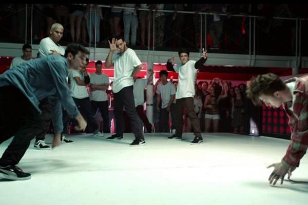 Cena do filme A batalha do ano, de Benson Lee (HBO/Divulgação)