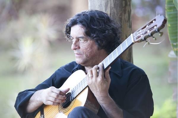 Músico Jaime Ernest Dias (DeboraAmorim/Divulgação)