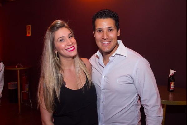 Maria Eduarda e Alex Rodrigues (RomuloJuracy/Esp. CB/D.A Press)