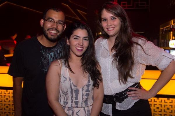 Adriano Sarges, Ana Carolina e Mariane Moreira (RomuloJuracy/Esp. CB/D.A Press)