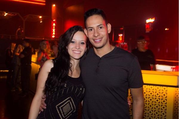 Mariana Braz e Alessandro Lima  (RomuloJuracy/Esp. CB/D.A Press)