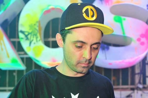 DJ Nedu Lopes (Luis Xavier de França/Esp. CB/D.A Press - 1/10/13)