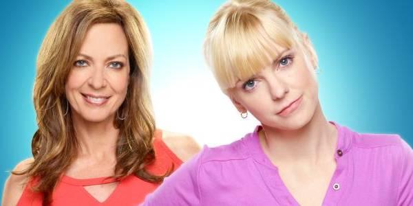 Dramas familiares são a base da comédia Mom ( CBS/Divulgação)