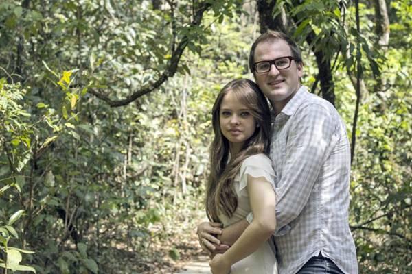 Em 90 dias para casar, a dupla tem 90 dias para oficializar a união (Discovery Home & Health/Divulgação)