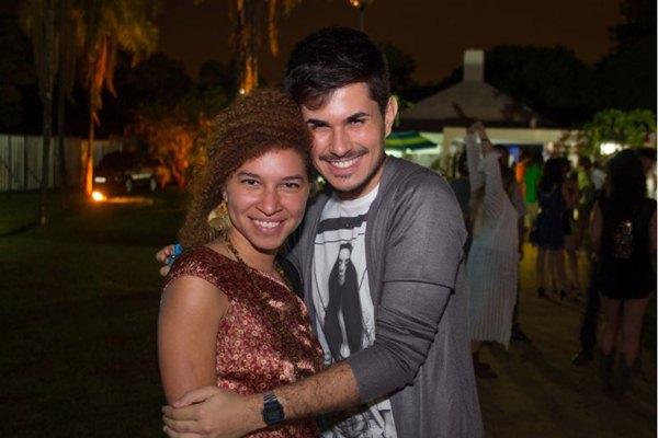 Bethânia Maia e Ricardo Prata (Rômulo Juracy/Esp. CB/D.A Press)