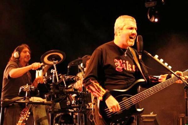 Banda Rota 69, tributo ao Pink Floyd (Marcelo Santos/Divulgação)
