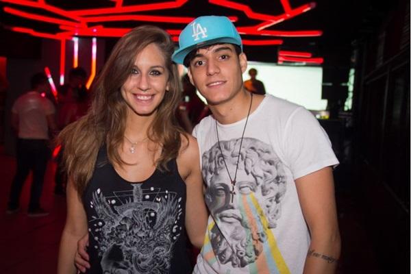 Isabela Avellar e Pedro Mendes (Romulo Juracy/Esp. CB/D.A Press)