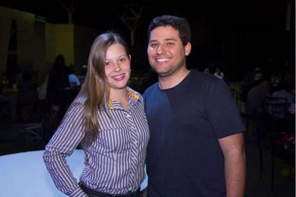 Natália Zanetti e Hamilton Pedroso  (Romulo Juracy/Esp. CB/D.A Press)