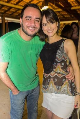 Márcio Palma e Paula Pires (Romulo Juracy/Esp.CB)