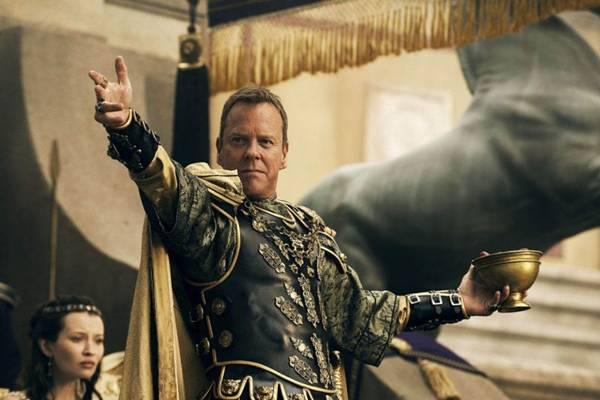 Filme de Paul W.S.Anderson traz Kiefer Sutherland, de 24 horas (Imagem Filmes/Divulgação)