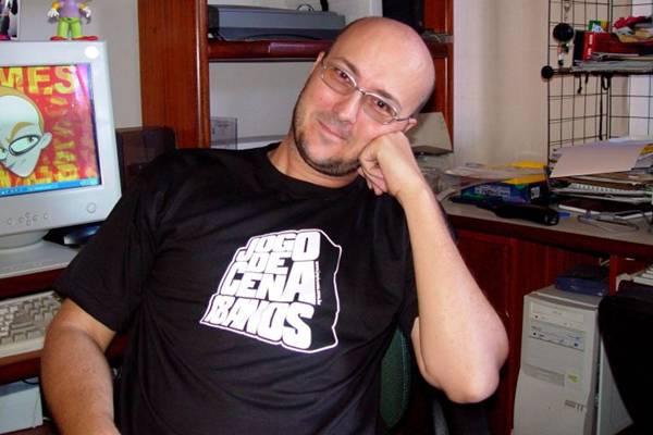 Coordenador do Jogo de Cena, James Fensterseifer (Adla Marques/Divulgação)