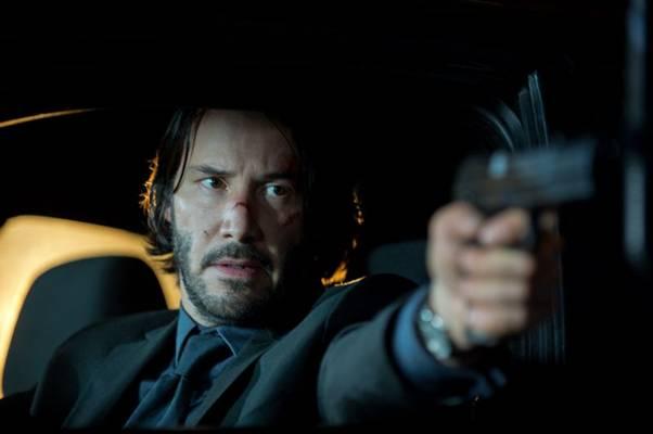 John Wick volta ao mundo do crime depois de ter seu animal de estimação assassinado   (Imagem Filmes/Divulgação)