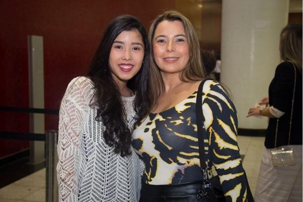 Bruna Nogueira e Simone Nogueira (Romulo Juracy/Esp. CB/D.A Press)