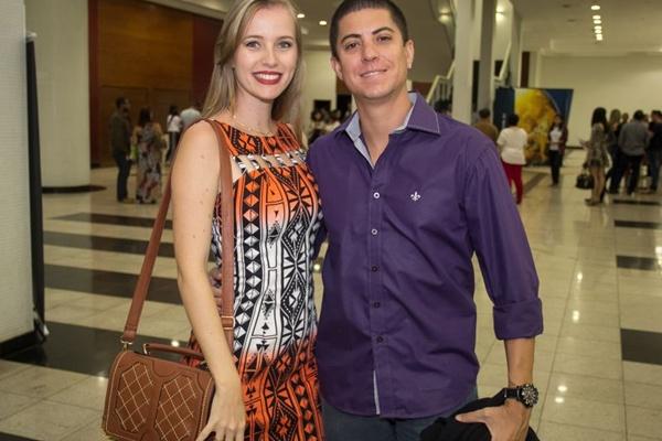 Simone Schmil e Pedro Lobo (Romulo Juracy/Esp. CB/D.A Press)