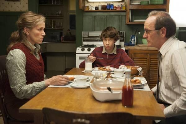 A tensão dá o tom na série Olive Kitteridge, baseada em livro homônimo  (HBO/Divulgação)