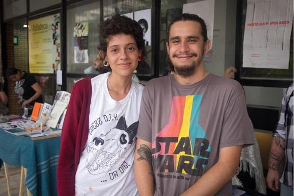 Amanda Moares e Yuri Thevenard (Rômulo Juracy/Esp. CB/D.A Press )