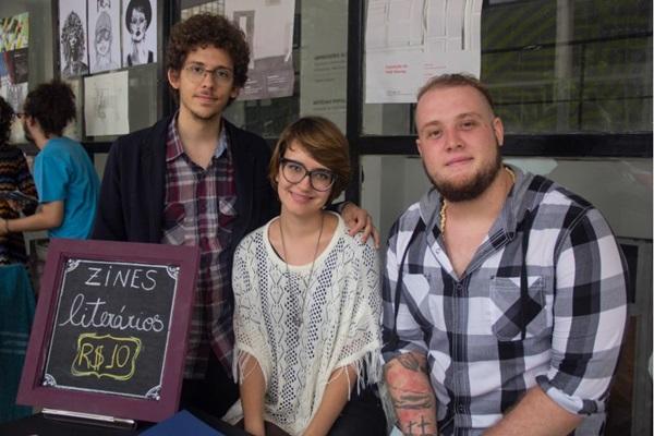 Gabriel Strauss, Cybelle Godinho e Leonardo Freitas (Rômulo Juracy/Esp. CB/D.A Press )