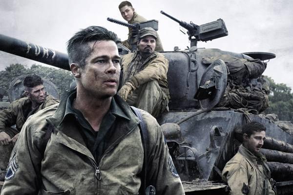 Cena do filme 'Fury (Corações de Ferro)', uma das produções da Sony vazada por ação de hackers (adorocinema/divulgação)